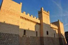 Castillo palacio de Marcilla (Navarra)