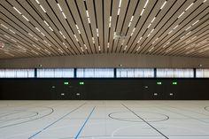 Gimnasio Lussy / Virdis Architecture