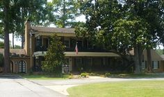 Merry Acres Inn & Event Center in #AlbanyGA - one of many great places to stay during the #AlbanyMarathon!