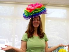 Crazy Hat Day | Tales From An Open Book
