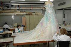 Wedding and evening dresses by Blanka Matragi   Wedding in style