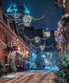 Christmas Mood, Quebec, Quebec