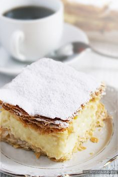 Food Cakes, Cake Recipes, Cheesecake, Food And Drink, Cooking, Ethnic Recipes, Easy, Quote, Sugar