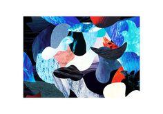Digital artwork on noise
