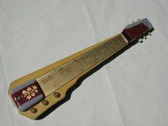Vintage 1954 Gibson UltraTone Lap Steel Guitar with Original Kluson Tuners