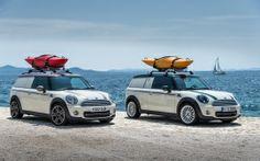 2013 Mini Clubvan Duo Camper Concept