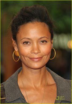 Love Thandie Newton, so natural