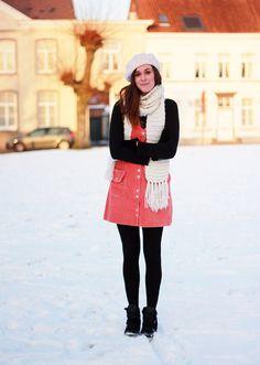 ca357e54dd How to wear a vintage jumper dress. Vintage Jumper