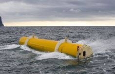Generating power from waves!