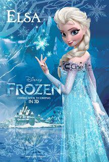 Elsa - Disney's Frozen (2013)