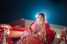 Beautiful wedding  The flower shot, jaimala shot, bridal shots, and the couple shots, all the details have been done in the most perfect and fashioned manner to give out some beautiful wedding memories to this couple for a lifetime.