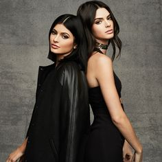 Kendall & Kylie's Second Topshop Collection Is Here In Time For The Holidays