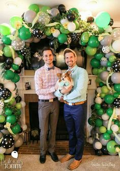 A beautiful wedding shower for a happy couple. Thank you to Aneta Netabug for…