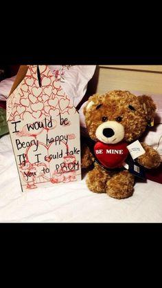 Proposal Ideas flowers Beary cute promposal :) Build a bear! I Want this! Beary cute promposal :) Build a bear! I Want this! Cute Prom Proposals, Homecoming Proposal, Homecoming Dance, High School Dance, School Dances, Greys Anatomy, Dance Proposal, Proposal Ideas, Cute Promposals