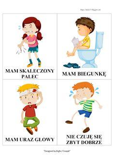 BLOG EDUKACYJNY DLA DZIECI Learn Polish, Polish Language, Counseling, Preschool, Learning, Health, Play Therapy, Child Psychotherapy, Speech Language Therapy