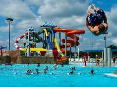 Family Fun in Northwest Iowa: King's Pointe Resort, Storm Lake