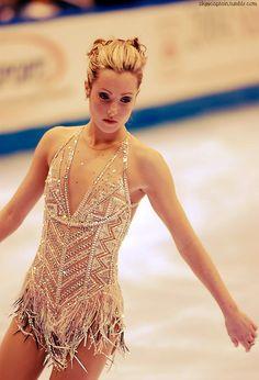 Ice Skating Long Sleeve Dresses Tumblr