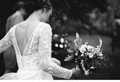 Spitzenjacke als Oberteil, Kleid ärmellos rachael joel wedding-new-zealand