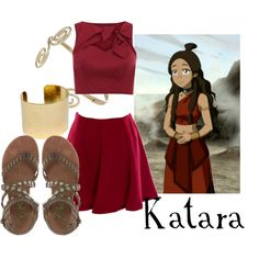 """""""Katara"""" by companionclothes on Polyvore"""