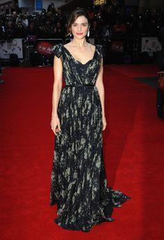 Rachel Weisz in Alexander McQueen