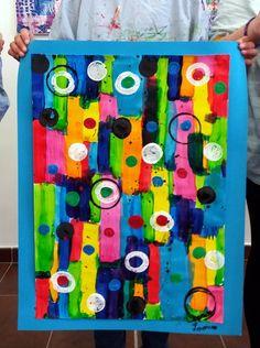 Classroom Art Projects, Class Projects, Art Classroom, Ecole Art, Silent Auction, Art Plastique, Diy Painting, Art School, Art For Kids