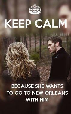 The Vampire Diaries and The Originals Vampire Love, The Vampire Diaries 3, Vampire Diaries Quotes, Vampire Diaries The Originals, Best Tv Shows, Best Shows Ever, Nova Orleans, The Salvatore Brothers, Klaus And Caroline