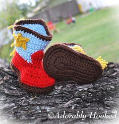 2014 Must-have: world's cutest crochet baby booties ◕‿◕ - Fashion Blog