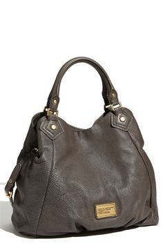 MARC BY MARC JACOBS 'Classic Q - Francesca' Leather Shopper