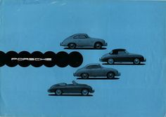 /// Porsche 356 ad from the 60's