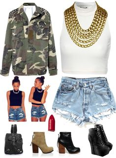 """""""Styling Kenza"""" by fashionwithaprize ❤ liked on Polyvore"""