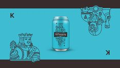 """""""Hopposite"""" is a brand concept made for a Brewery located in Barcelona."""