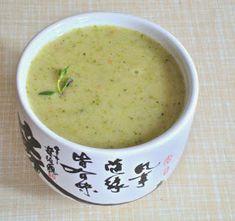 Cooketteria: Schnelle Broccolisuppe mit geröstetem Griess