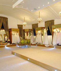 Award winning bridal shop!!