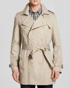 Burberry Brit Kensington Trench