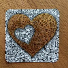Gold Heart | by ZChrissieCZT