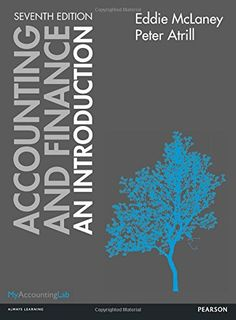 Accounting and Finance: An Introduction: Amazon.co.uk: Dr Peter Atrill, Eddie McLaney: 9781292012568: Books