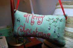 Madame Chantilly Merry christmas, Para mi hermana Chari