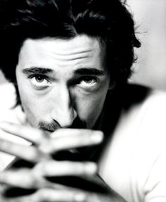 Adrien Brody-I always had an actor within me.