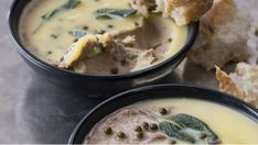 Cheeseburger Chowder, Soup, Fine Dining, Soups
