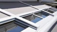 Store enrouleur pour surface inclinées / TOPscreen zonwering | Brustor