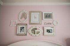 Giovana Hotta Giordani Design de Interiores Pintura decorativa: Ideias com molduras, quadros e espelhos