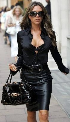 i want everything in her closet!!!  #victoriabeckham