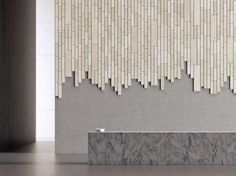Paneles acústicos decorativos BAUX ACOUSTIC TILE PLANK by BAUX diseño Form Us With Love