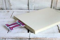 legs bookmark Boot pink illustrated ooak by treeillustration, $15.00
