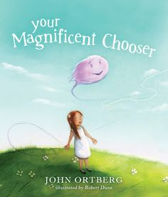 Your Magnificent Chooser is truly a sweet book that also offers a very important moral to the story.