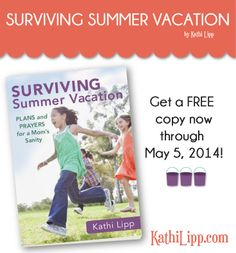 Get a LOAD of summer ideas for moms and kids - Free PDF preview until May 5th, 2014
