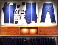 The Style Examiner: Levi's launches made-to-order jeans in Europe