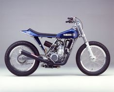 Yamaha 450 Wood Flat Tracker