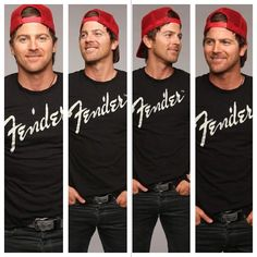 Kip Moore <3 OMG he wore that last night! But, thankfully, cut off the sleeves