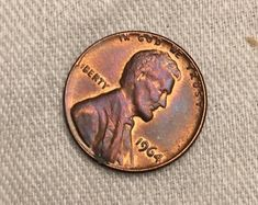 It is a 1953 D Lincoln wheat cent. Other than that it's a nice coin. Rare Coins Worth Money, Valuable Coins, Scary Clown Drawing, Coin Worth, Error Coins, Key Dates, Stamp Making, Coin Collecting, Teaching Tools